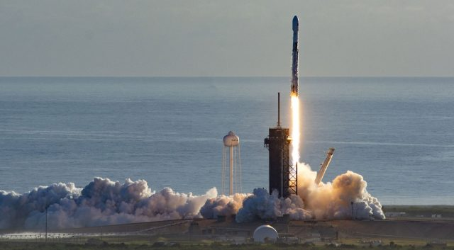 Space Travel: SpaceX rocket launched successfully