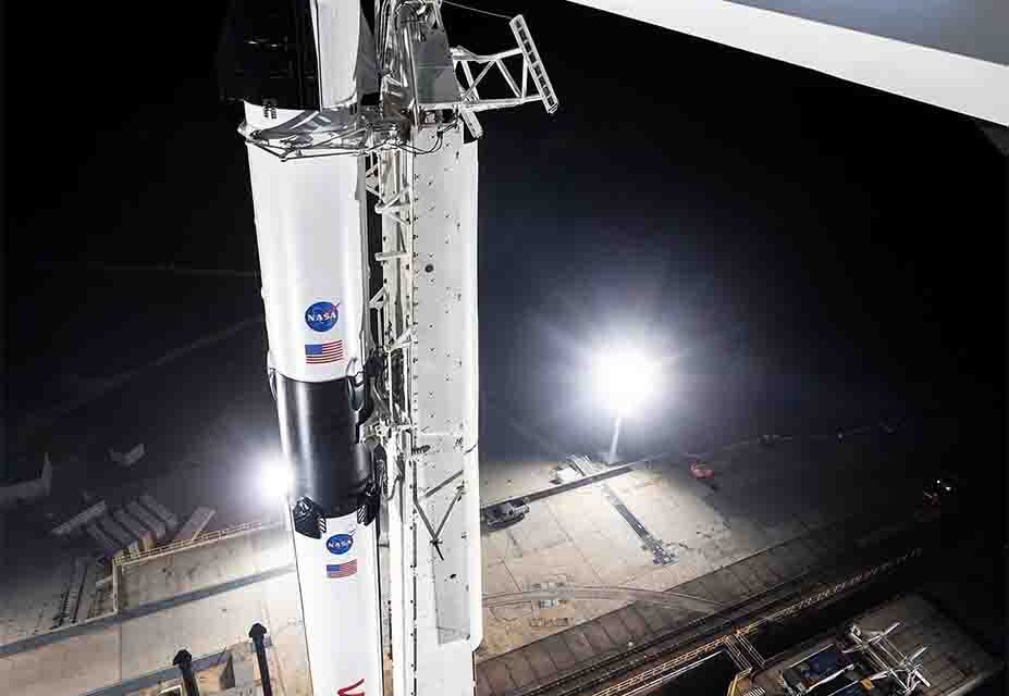 US return to space with SpaceX and Tesla is imminent: Final rehearsal was successful
