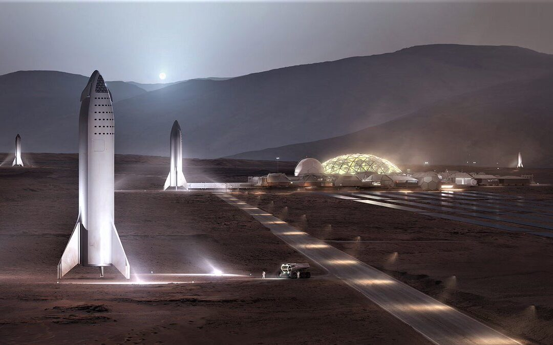 Elon Musk wants to move to Mars – and warns for certain death