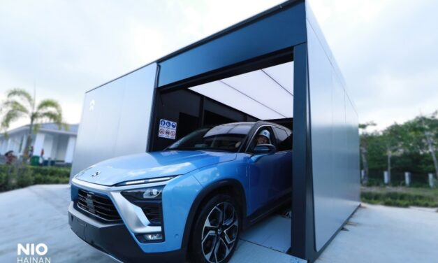 Swap instead of charging: Tesla competitor Nio reports 500,000 quick battery changes