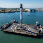 SpaceX will build floating spaceports; Destination: Mars, Moon and hypersonic land flights