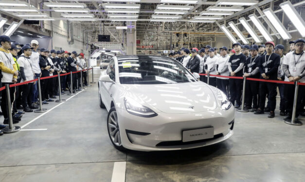 Tesla, incredible numbers in China. The stock market continues to grow