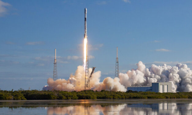 SpaceX will launch 60 Starlink satellites with VisorSat to reduce the brightness of the satellite