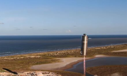 Another positive test for SpaceX: the Starship prototype takes off and lands perfectly