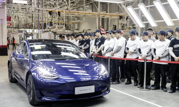 Only 0.3 defects per 10,000 vehicles: Tesla Model 3 from China with outstanding quality