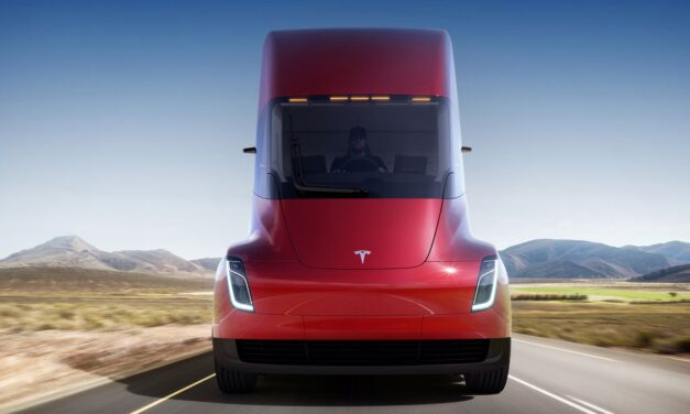 Tesla Semi: 500 orders confirmed by a Canadian transport company