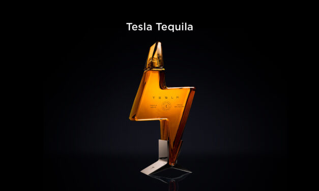Tesla released a tequila with a Tesla FSD-price tag